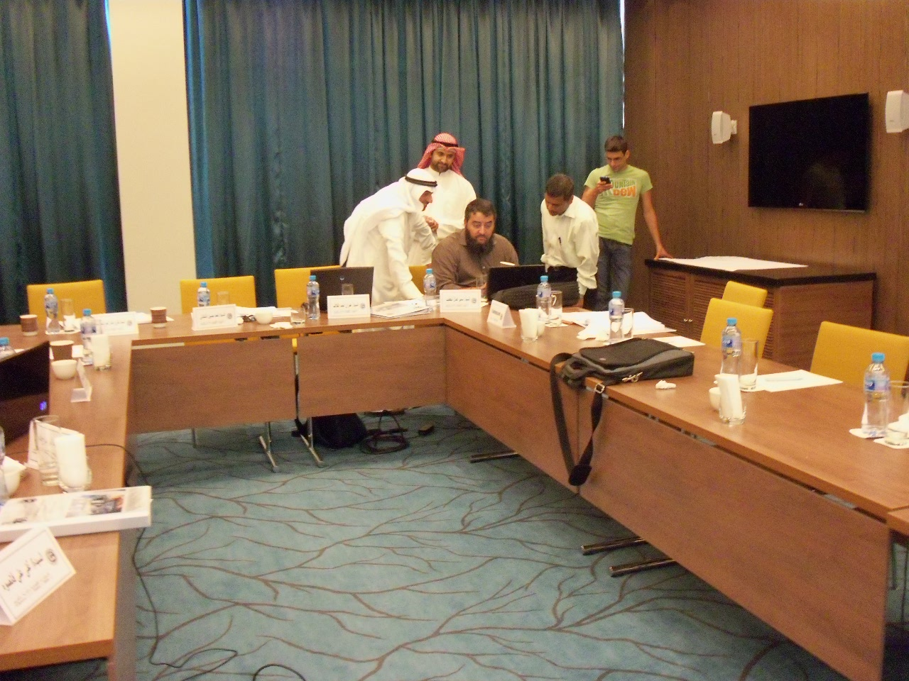 training-workshop-oct2013-kuwait