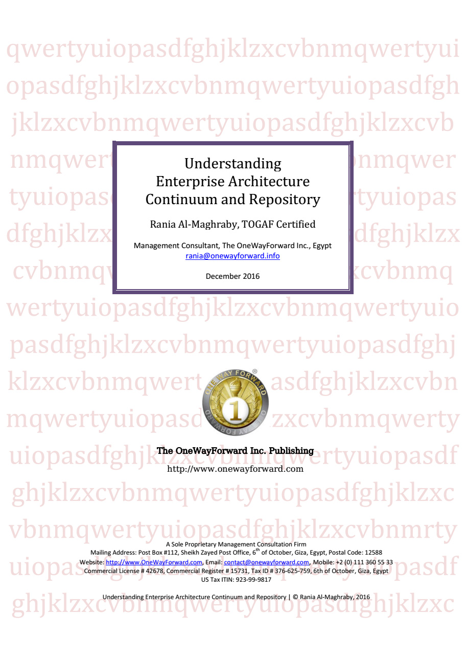 understanding-enterprise-architecture-continuum-and-repository-preview